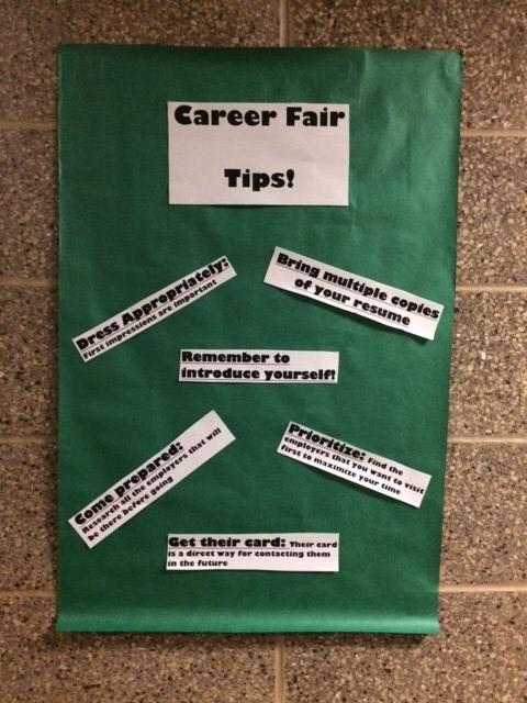 Careere Fair Tips